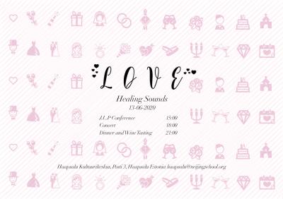 HEALING SOUNDS -LOVE-